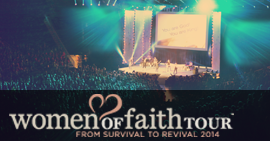 Women of Faith Tour