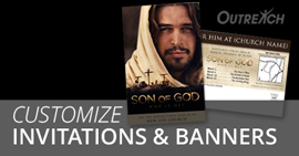 Son of God - Outreach Share God's Love