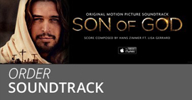Son of God- The Soundtrack of the Epic Motion Picture
